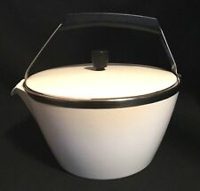 RARE! MID CENTURY MODERN CORNING COOKMATE TEAPOT 1 3/4 QT WITH LID VINTAGE MINT!