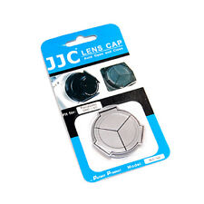 Automatic Protection Lens Cap for Panasonic DMC-LX5 D-Lux5 Leica