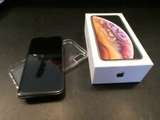 Apple iPhone XS - 512 Go - Or (Désimlocké) Nickel Départ 1€