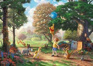Jigsaw puzzle 2000 pcs Winnie the Pooh Ⅱ Special Art Collection Thomas Kinkade