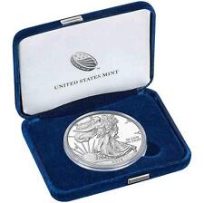 New 2014 American Silver Eagle 1oz Proof Coin complete with Display Box & COA