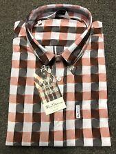 Ben Sherman Archive Princetown SS Shirt - XXL Ss19 Boxed
