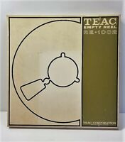 Teac RE-1002 Metal 10 inch Empty Take Up Reel with Box