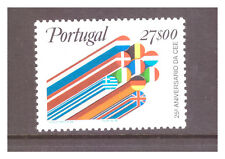 Portugal  MNH  1982 Communication,The Signing of the Roman Contract  mint  stamp