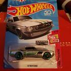 2018 Hot wheels  ZAMAC 1967 Mustang Only-1 Rare Nice Shape