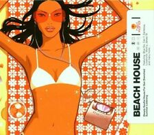 HED KANDI = beach house = Kupper/Toerso/Rurals/Kyoto..=2CD= HOUSE LATIN DISCO