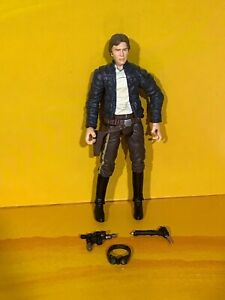 Star Wars - The Vintage Collection Loose - Han Solo (Bespin Outfit)