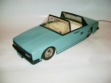 Rare soviet Toy Tin Litho Car VAZ 2101 Lada Fiat 124 Coupe 17-17 LEN USSR