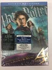Harry Potter and the Goblet of Fire ~ 3-DISC ULTIMATE EDITION BLU-RAY SET