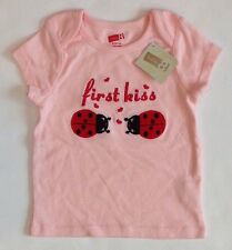 NWT Gymboree Crazy 8 18-24 Months Pink Ladybug First Kiss Tee