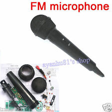 DIY Electronic Learning Kit FM Wireless Microphone Radio DIY 88MHz-108MHz