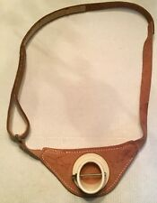 Vintage Sampo Inc. Leather Big Game Fishing Harness