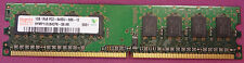 New listing 1Gb Hynix Hymp112U64Cp8-S6 Ab Pc-6400U 800Mhz Ddr2 Non-Ecc Desktop Memory