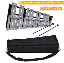 More details for 30 tone adult children beginners percussion instrument aluminum playing gift