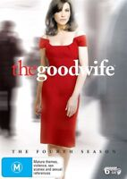 The Good Wife Season 4 : NEW DVD