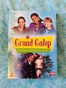 DVD GRAND GALOP L'integrale de la saison 3 26 episodes comme neuf (1649)