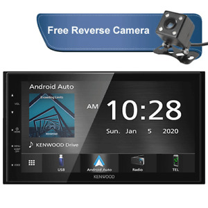 Kenwood DMX5020S DMR with 6.8-inch WVGA Monitor & Built-In Bluetooth