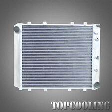Fits Volvo 240 244 245 760 4Cyl 79-93 940/960 1990-1994 Aluminum Radiator AT MT