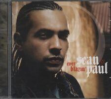 SEAN PAUL Ever Blazin 5 TRACK CD NEW - NOT SEALED
