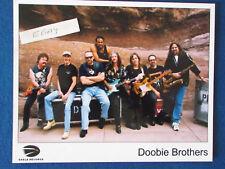 "Original Press Promo Photo - 10""x8"" - Doobie Brothers - 1990's"