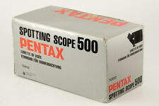 PENTAX SPOTTING SCOPE 500