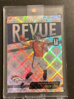 2019 Panini Unparalleled Drew Lock Rookie REVUE Refractor #RR-DL Denver Broncos!