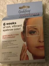 (new Light Brown) - Godefroy Instant Eyebrow Tint Blister Light Brown Blister