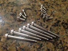 Stainless Steel Floyd Rose Screw Set