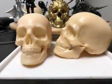 Totenkopf 3D Figur Totenschädel Totenkopf Schädel Skull Deko Gothic Fantasy