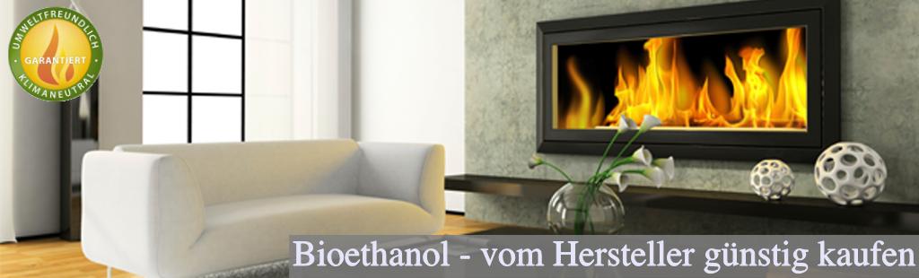 Bioenergie Icking GmbH Kaminethanol