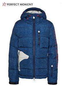PEFECT MOMENT Down Filled Luxury Kids Ski Jacket / Anorak *Farfetch* RRP £350
