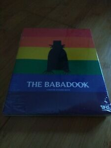 Scream Factory The Babadook LGBTQ Pride Edition Blu-ray Limited to 2500
