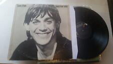 IGGY POP Lp LUST FOR LIFE '77 david bowie orig stooges vinyl punk A1/B1 STERLING
