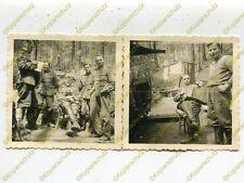 2x Foto, Wehrmacht, Einsatz am Westwall in Schwalbach, (255R), 5 19180