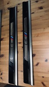 Genuine BMW M3 M Sport Kick Plate Door Trim 3 Series E46 M3 Coupe Convertible
