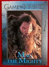 GAME OF THRONES - Season 4 - Card #98 - MAG THE MIGHTY - Rittenhouse 2015