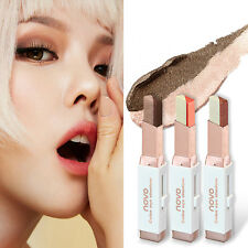 NOVO Double Color Eye Shadow Gradient Color Velvet Makeup Pearl Pen Eyeshadow