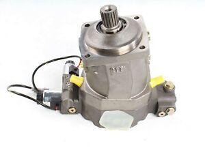 New A6VM80HA1R1/63W-VAB027TA Rexroth Hydraulic Motor