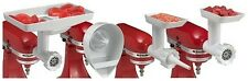 KitchenAid Attachment Pack Citrus Juicer / Food Grinder & Accessories