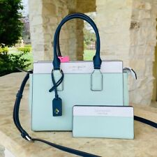 NWT Kate Spade Cameron Street Medium Satchel handbag /Wallet options WKRU6697