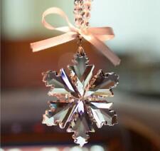 K9 Crystal Car Rear View Mirror Pendant Interior Jewelry Decor Hanging Ornament