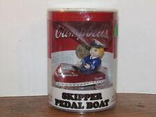 1998 CAMPBELL SOUP SKIPPER PEDAL BOAT LIMITED DIE CAST METAL XONEX