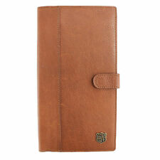Whiteford Travel Document Holder - Tan - One Size - 100% Leather