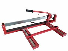 Heavy Duty High Precision Manual Ceramic Porcelain Tile Cutter 800MM