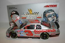2003 Dale Earnhardt #3 Goodwrench 25 Yrs Sliver Select 1/24  CW Bank Diecast