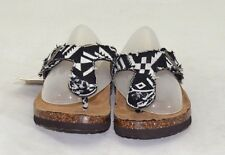 Billabong Sandal Oceanic Moonbeam SIZE 6  FREE SHIPPING New with defects