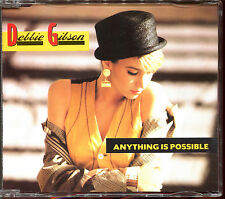 DEBBIE GIBSON - ANYTHING IS POSSIBLE - CD MAXI [2557]
