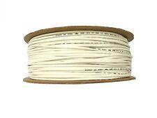 UL1015-12AWG-WHITE-500FT - WHITE TINNED STRANDED COPPER WIRE, 12AWG, 600V