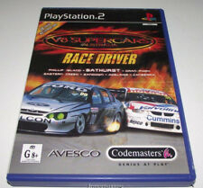V8 Supercars Australia Race Driver PS2 PAL *Complete**