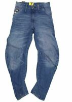 G Star Raw Arc 3D Mens Loose Tapered Jeans Mens Blue Size W30 L34 REF15-2